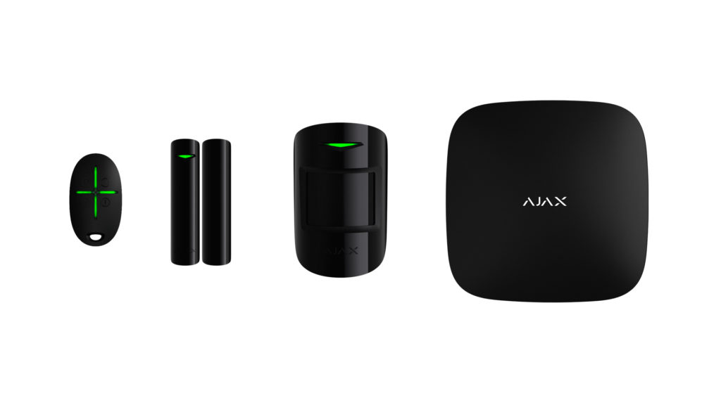 Беспроводная сигнализация AJAX